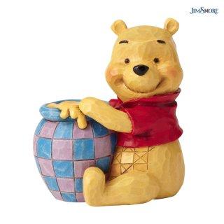 【JIM SHORE】ディズニートラディション:クマのプーさん【在庫有り】