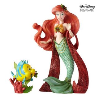<img class='new_mark_img1' src='https://img.shop-pro.jp/img/new/icons20.gif' style='border:none;display:inline;margin:0px;padding:0px;width:auto;' />【Disney Showcase】リトル・マーメイド: アリエル&フランダー【在庫有り】