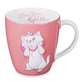 【Disney】おしゃれキャット:マリー マグカップ U.S.A直輸入品