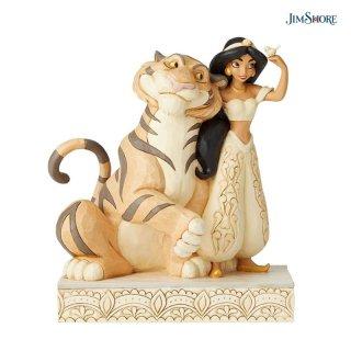 【JIM SHORE】ディズニートラディション:ジャスミン ホワイトウッドランド【入荷未定】