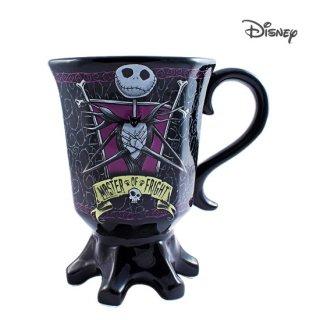 【Disney】ナイトメアービフォアクリスマス:ビックマグカップ U.S.A直輸入品