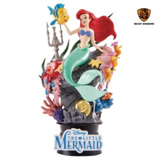 Beast Kingdom:リトルマーメイド Ds-012 D-Stage Series Statue【在庫有り】