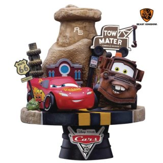 Beast Kingdom:カーズ Ds-009 D-Stage Series Statue【在庫有り】