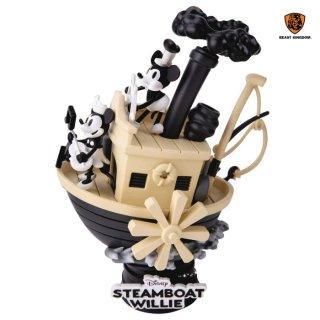 【海外取寄せ】Beast Kingdom:蒸気船ウィリー DS-017 D-Stage Series Statue【代引・同梱不可】