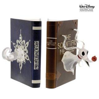 【海外取寄せ】Enesco Disney Showcase:ナイトメアー・ビフォア・クリスマス Zero ブックエンド【代引不可】