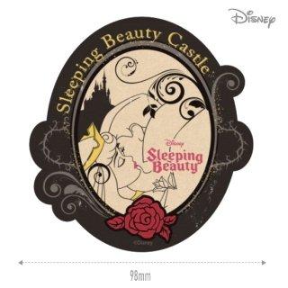 【Disney】トラベルステッカー:眠れる森の美女 Castle