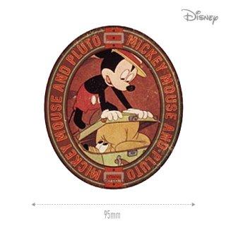 【Disney】トラベルステッカー:ミッキーマウスヴィンテージステッカー15