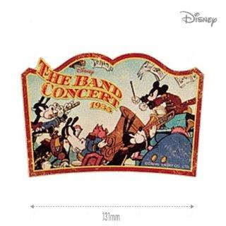 【Disney】トラベルステッカー:ミッキーマウスヴィンテージステッカー12
