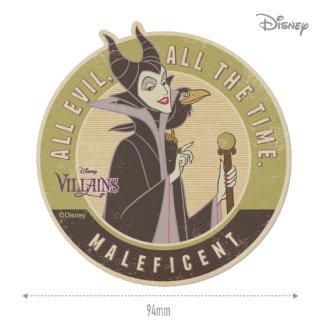 【Disney】トラベルステッカー:眠れる森の美女 マレフィセントヴィランズ