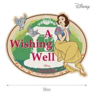 【Disney】トラベルステッカー:白雪姫