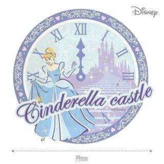 【Disney】ディズニートラベルステッカー:シンデレラ城