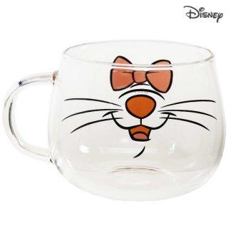 三郷陶器 ディズニー 耐熱ガラスマウスマグ:マリー