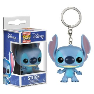 Funko POP! Keychain:Disney - Stitch