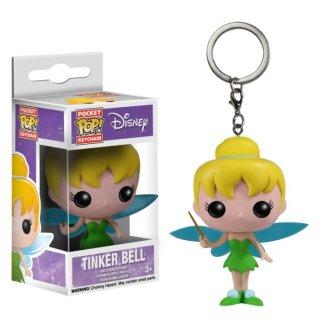 Funko POP! Keychain: Disney - ティンカーベル(アウトレット品)