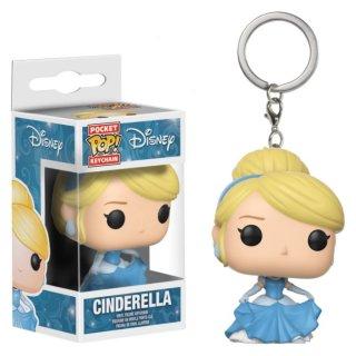 Funko POP! Keychain: Disney - Cinderella /シンデレラ