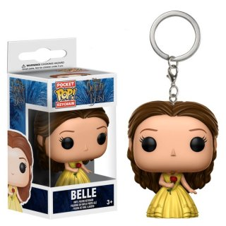 <img class='new_mark_img1' src='https://img.shop-pro.jp/img/new/icons61.gif' style='border:none;display:inline;margin:0px;padding:0px;width:auto;' /> Funko POP! Keychain: Disney - Belle /ベル