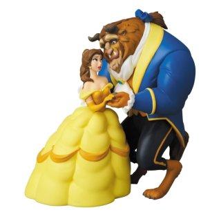 UDF Disneyシリーズ7 美女と野獣:野獣&ベル