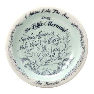 【三郷陶器】 ディズニー リトルマーメイド:アンティーク・プリンセス ベル プレート