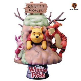 Beast Kingdom:くまのプーさん Ds-006 D-Select Series Statue【在庫有り】
