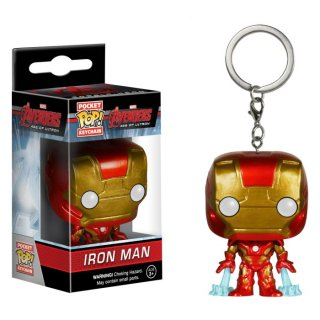 <img class='new_mark_img1' src='https://img.shop-pro.jp/img/new/icons61.gif' style='border:none;display:inline;margin:0px;padding:0px;width:auto;' />【Funko】ファンコキーチェーン:アベンジャーズ・アイアンマン
