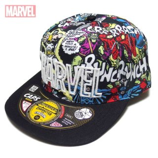 <img class='new_mark_img1' src='https://img.shop-pro.jp/img/new/icons40.gif' style='border:none;display:inline;margin:0px;padding:0px;width:auto;' />【キャップ】MARVEL:スパイダーマン ストリートキャップ