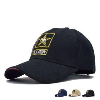 高品質 米軍ベースボールキャプ『U.S.ARMY』