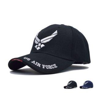 高品質 米軍ベースボールキャプ『AIR FORCE』
