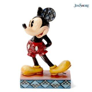 【JIM SHORE】ディズニートラディション:ミッキー オリジナル【在庫有り】