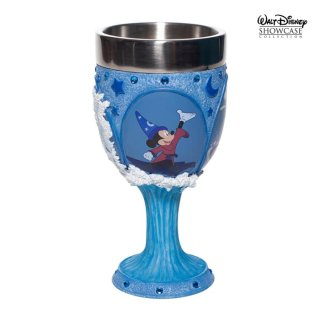 【Disney Showcase】ディズニーゴブレット ミッキー ファンタジア