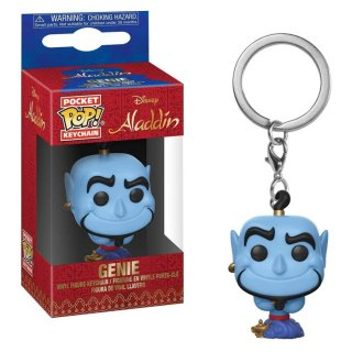 <img class='new_mark_img1' src='https://img.shop-pro.jp/img/new/icons61.gif' style='border:none;display:inline;margin:0px;padding:0px;width:auto;' /> Funko POP! Keychain: Disney - アラジン ジーニー