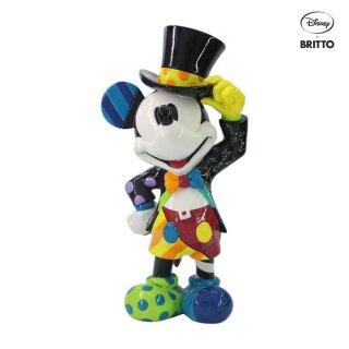 【取り寄せ】【Disney by Britto】ミッキー レトロ シルクハット