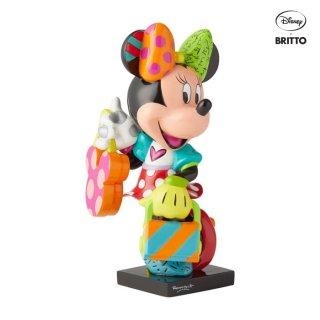 【取り寄せ】【Disney by Britto】ミニー ファッショニスタ