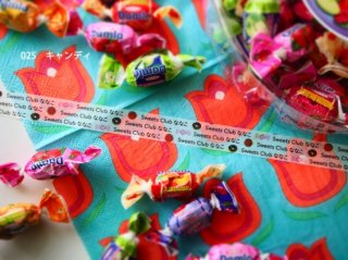 おら太シリーズ(25)キャンディ 15mm幅 長さ9m 1本