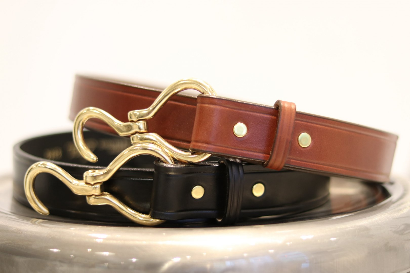 <img class='new_mark_img1' src='https://img.shop-pro.jp/img/new/icons58.gif' style='border:none;display:inline;margin:0px;padding:0px;width:auto;' />TORY LEATHER / HOOF PICK BUCKLE BELT