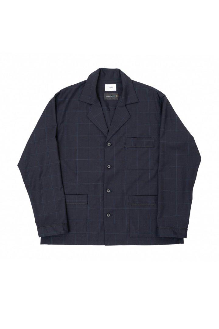 DAN / REDA ACTIVE Washable Wool Pyjamas Jacket