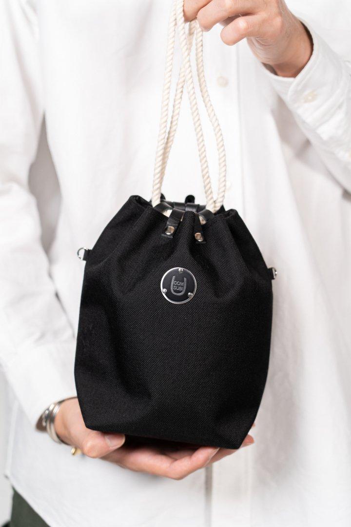 THEモンゴリアンチョップス / COMUSUBI BAG Cordura® -Black-