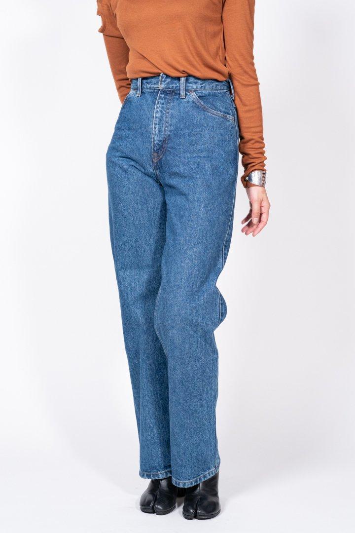 YAMAI / Three Pocket Jeans Wide