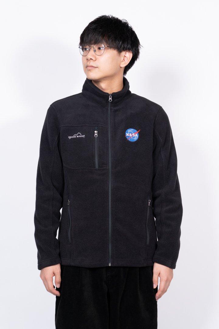 NASA / ×Eddie Bauer Fleece Jacket