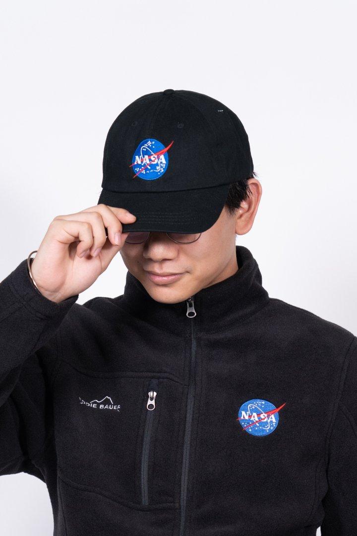 NASA / Meatball Logo Cap