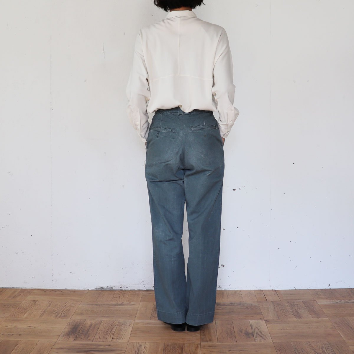 VINTAGE CHINO PANTS 詳細画像6