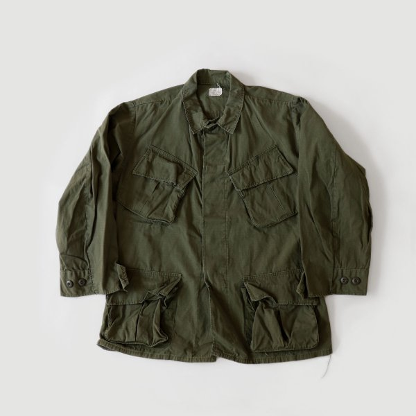ironari(イロナリ)  JANGLE FATIGUE JACKET