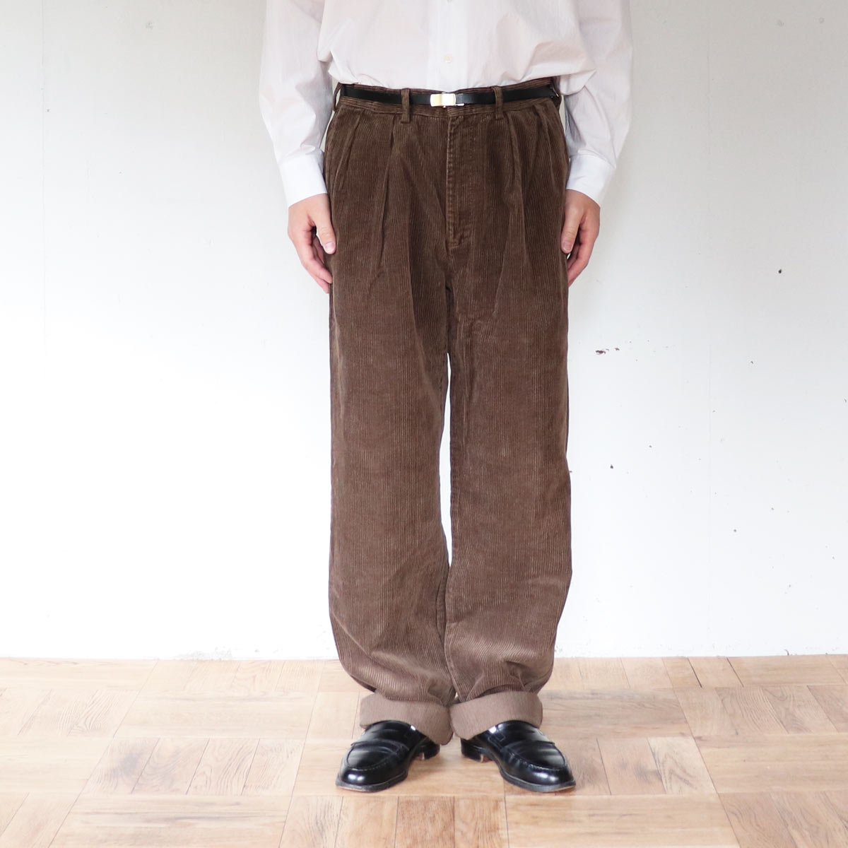 POLO RALPH LAUREN CORDUROY PANTS 詳細画像4