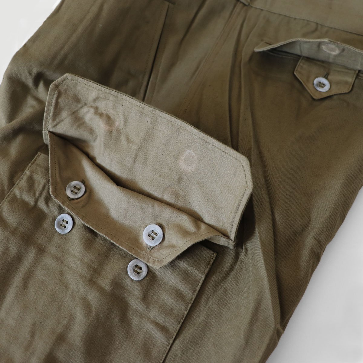 FRENCH ARMY M47 PANTS 詳細画像4
