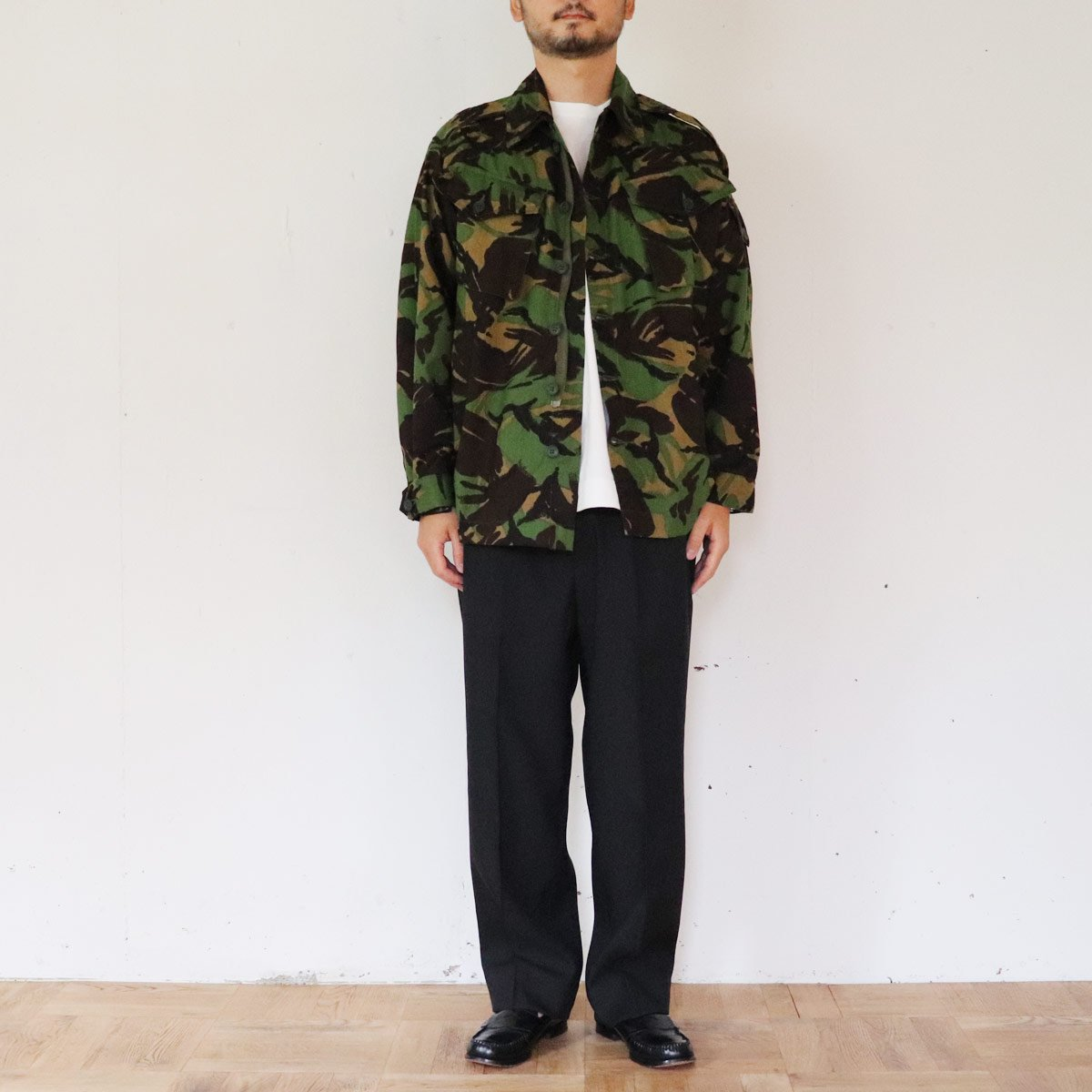 BRITISH ARMY COMBAT SHIRTS  詳細画像7