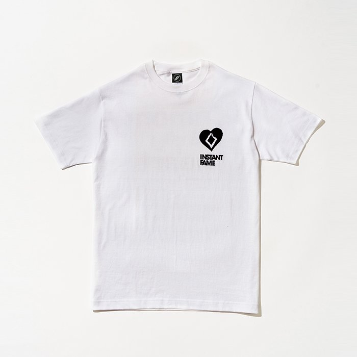 DIAMOND IN YOUR HEART T SHIRTS [WHITE]