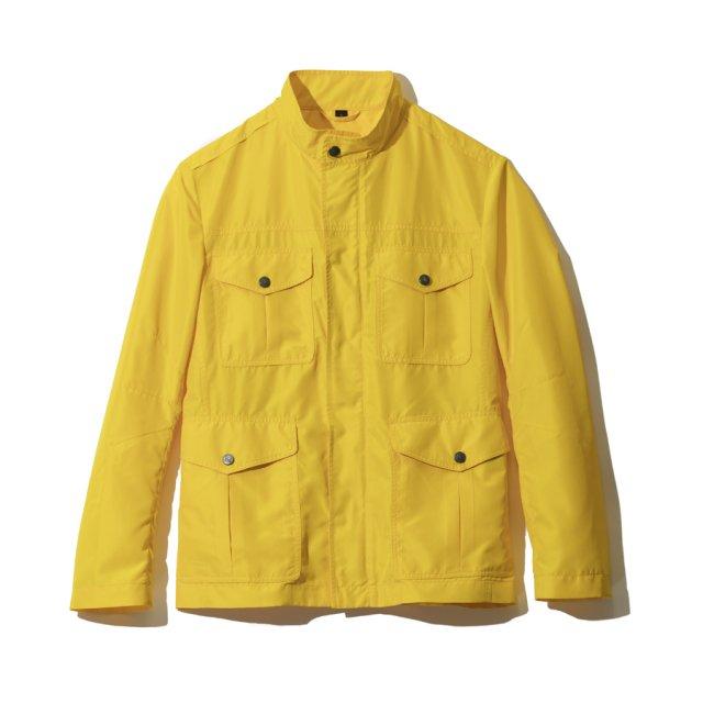 パッカブル ライト4ポケットジャケット