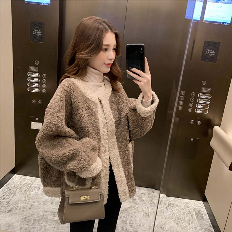 <img class='new_mark_img1' src='https://img.shop-pro.jp/img/new/icons14.gif' style='border:none;display:inline;margin:0px;padding:0px;width:auto;' />ノーカラーオーバーボアジャケット(2colors)