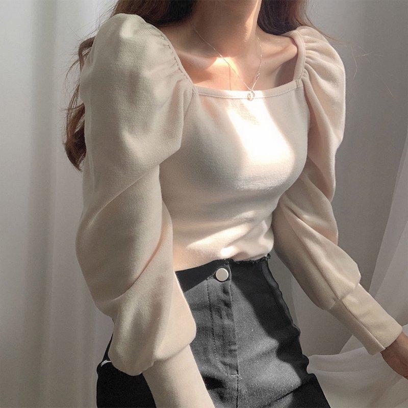 肩コンシャスプルオーバー(2colors)