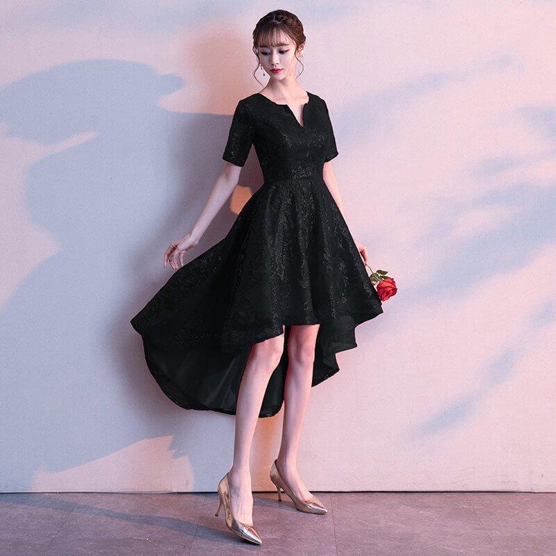【即納】フィッシュテールスカートドレス