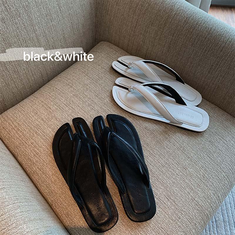 足袋カットサンダル(2colors)
